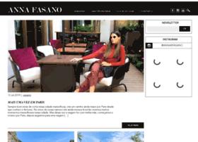 Annafasano.com.br thumbnail