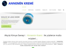 Anneminkremi.net thumbnail