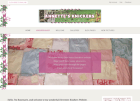 Annettes-knickers.me.uk thumbnail