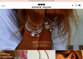 Anniehaakdesigns.co.uk thumbnail
