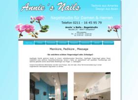 Annies-nails.de thumbnail