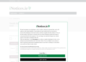 Announcements.independent.ie thumbnail