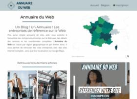 Annuaire-du-web.net thumbnail