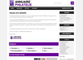 Annuaire-philatelie.com thumbnail