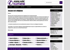 Annuaire-telephonie.com thumbnail