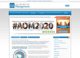 Annualmeeting.aomonline.org thumbnail
