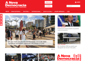 Anovademocracia.com.br thumbnail
