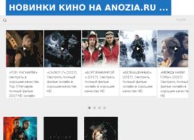 Anozia.ru thumbnail
