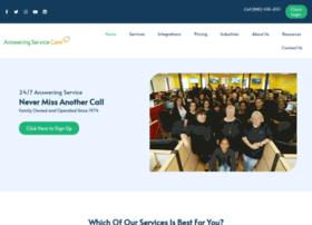 Answeringservicecare.net thumbnail