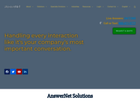 Answernet.com thumbnail