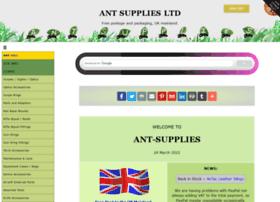 Ant-supplies.uk thumbnail