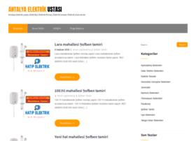Antalyaelektrikustasi.net thumbnail