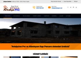 Antalyapvc.net thumbnail