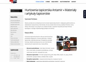 Antamir.pl thumbnail