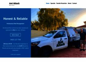 Antattack.net thumbnail