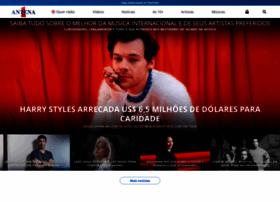 Antena1.com.br thumbnail