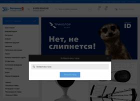 Antennaru.ru thumbnail