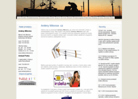 Anteny-milovice.cz thumbnail