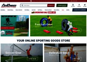 Anthem-sports.com thumbnail