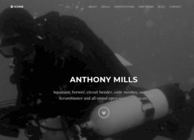 Anthony-mills.com thumbnail