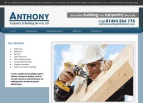 Anthonybuilding-highwycombe.co.uk thumbnail