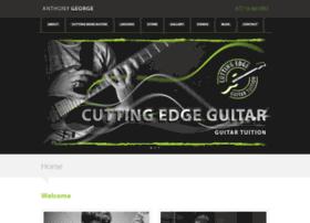 Anthonygeorgeguitar.co.uk thumbnail