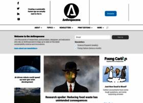 Anthropocenemagazine.org thumbnail