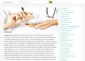 Antibiyotik.gen.tr thumbnail