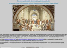 Antike-griechische.de thumbnail