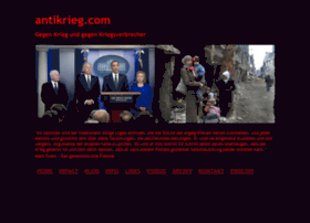 Antikrieg.eu thumbnail