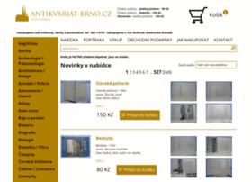 Antikvariat-brno.cz thumbnail
