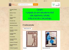 Antikvariat-etnovychod.sk thumbnail