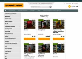 Antikvariat-smichov.cz thumbnail