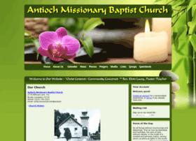 Antiochmbclukeville.org thumbnail