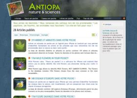 Antiopa.info thumbnail