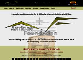 Antipas.net thumbnail
