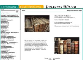 Antiquariat-mueller.at thumbnail