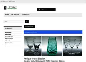 Antiqueglassdealer.com thumbnail