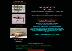 Antiquelures.com thumbnail