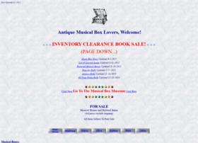 Antiquemusicbox.us thumbnail