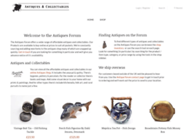 Antiquesforum.co.uk thumbnail