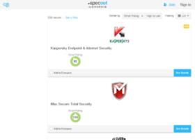 Antivirus-software.findthebest.com thumbnail