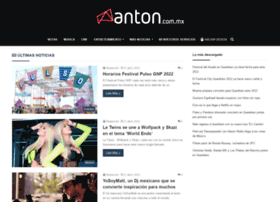 Anton.com.mx thumbnail