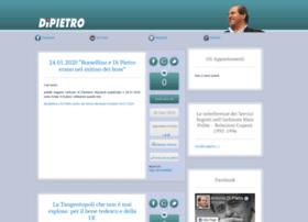 Antoniodipietro.it thumbnail