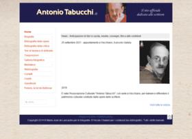 Antoniotabucchi.it thumbnail