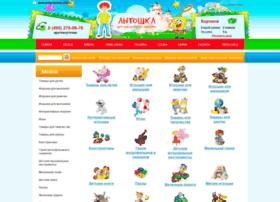 Antoshka-toys.ru thumbnail
