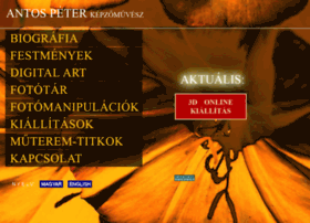 Antospeter.hu thumbnail