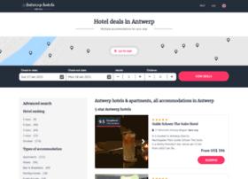Antwerp-hotel-bookings.net thumbnail