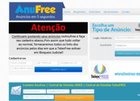 Anufree.com.br thumbnail