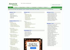 Anuncieonline.com.br thumbnail